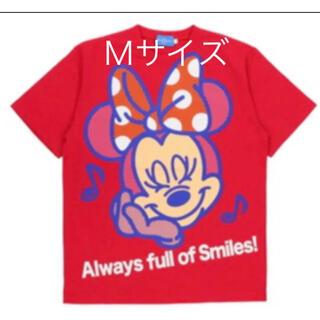 Disney - 新品未使用 ディズニーランド ミ二ー スマイル Tシャツ M