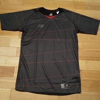 ニューバランス(New Balance)のニューバランス サッカーフットサル KAKUSEIプラクティスストレッチシャツ(ウェア)