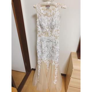 エンジェルアール(AngelR)のJOVANI ジョバニ ロングドレス ナイトドレス キャバ嬢 (ナイトドレス)