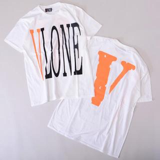 シュプリーム(Supreme)のGENERSIONS着用 vlone Tシャツ XL(Tシャツ/カットソー(半袖/袖なし))