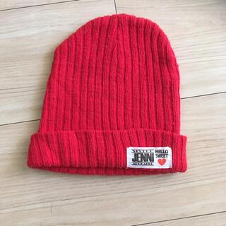ジェニィ(JENNI)のニット帽 ジェニィ(帽子)