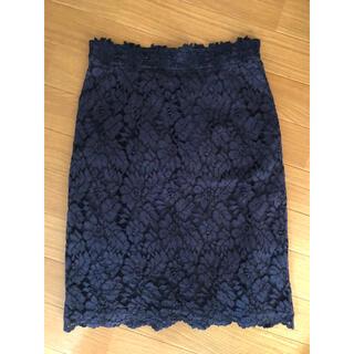 プロポーションボディドレッシング(PROPORTION BODY DRESSING)のプロポーションボディドレッシング  レースタイトスカート(ミニスカート)