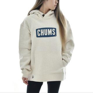 チャムス(CHUMS)のチャムスパーカーレディースM*試着のみ(パーカー)