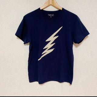 アニエスベー(agnes b.)のアニエス べー Tシャツ ネイビー(Tシャツ/カットソー(半袖/袖なし))