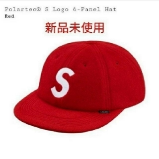 シュプリーム(Supreme)の★国内正規品★Polartec® S Logo 6-Panel Hat (キャップ)