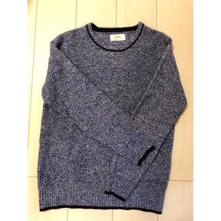 イッカ(ikka)のikka メンズセーター(ニット/セーター)