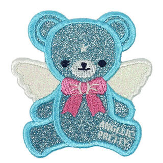 Angelic Pretty - Angelic Pretty Milkyベアークリップ サックス