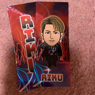 THE RAMPAGE - RIKU 千社札