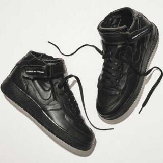 コムデギャルソン(COMME des GARCONS)のコムデギャルソン エアフォース Nike COMME des GARCONS(スニーカー)