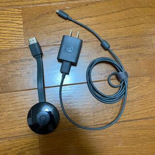 クローム(CHROME)のGoogle Chromecast クロームキャスト 第二世代(映像用ケーブル)