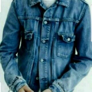 ロンハーマン(Ron Herman)のロンハーマンeデニム GジャンSサイズ新品未使用タグ付き(Gジャン/デニムジャケット)