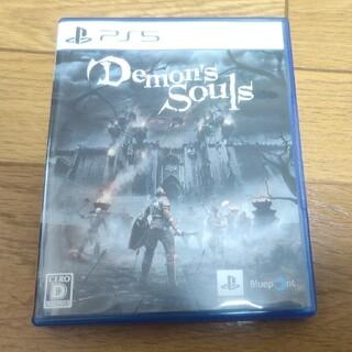 ソニー(SONY)のPS5 デモンズソウル demon'sSouls(家庭用ゲームソフト)