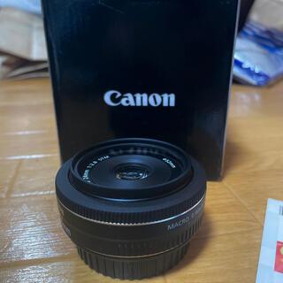 Canon - Canon 単焦点レンズEFS24mm f2.8 STM