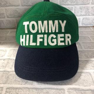 トミーヒルフィガー(TOMMY HILFIGER)のTOMMYHILFIGER  キャップ  サイズM(帽子)
