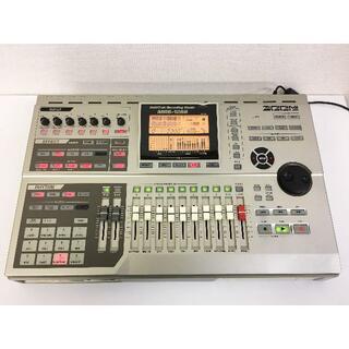ズーム(Zoom)のZOOM MRS-1266CD マルチトラックレコーダー MTR 動作品(MTR)