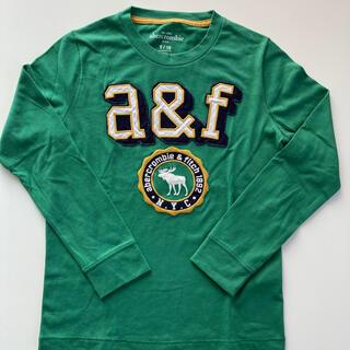 アバクロンビーアンドフィッチ(Abercrombie&Fitch)のアバクロ キッズ 長袖Tシャツ 9/10 130 140(Tシャツ/カットソー)