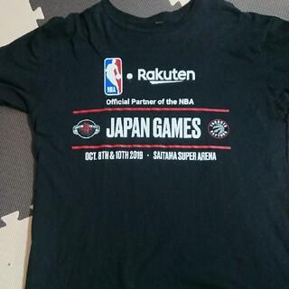 ミッチェルアンドネス(MITCHELL & NESS)のTシャツ NBAジャパンゲーム(Tシャツ/カットソー(半袖/袖なし))