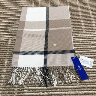 バーバリーブルーレーベル(BURBERRY BLUE LABEL)の新品 ブルー レーベル クレストブリッジ マフラー(マフラー/ショール)