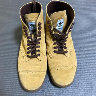 ネイバーフッド(NEIGHBORHOOD)のネイバーフッド  × アディダス スエードブーツ(ブーツ)