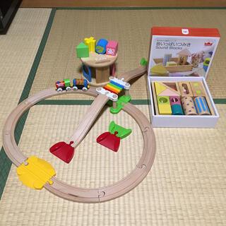 ブリオ(BRIO)の木 おもちゃ BRIO Edute Ed.inter つみき セット(積み木/ブロック)