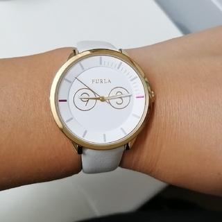 FURLA 腕時計 ホワイト メトロポリス