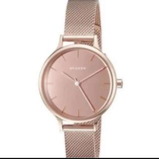 スカーゲン(SKAGEN)のSKAGEN 腕時計 ローズゴールド(腕時計)