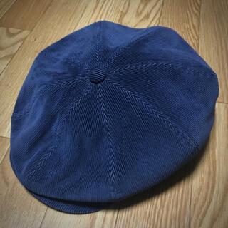 ザリアルマッコイズ(THE REAL McCOY'S)のTrophy Clothing トロフィークロージング コーデュロイ  キャップ(キャップ)