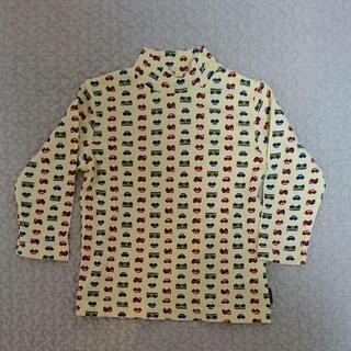 ベルメゾン(ベルメゾン)の未使用 GITA 長袖 Tシャツ 80 カットソー ロンT ベルメゾン 車(シャツ/カットソー)