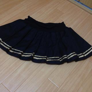 スカート ゴールドライン(ミニスカート)