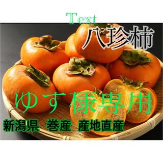たぬきさんちの八珍柿(10㌔)(フルーツ)