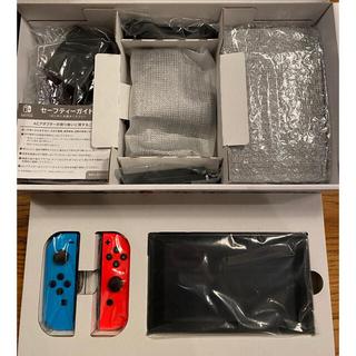 ニンテンドウ(任天堂)のゆいな様専用ᵕ̈Nintendo Switch☆2019年7月購入(家庭用ゲーム機本体)
