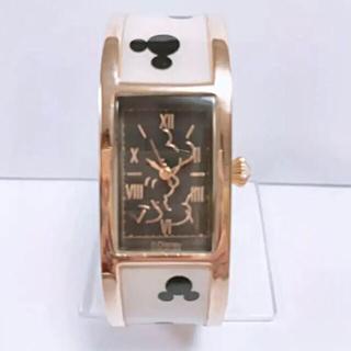 Disney - ディズニー腕時計*限定コラボ品*ホワイト