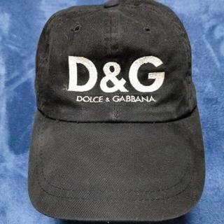 ドルチェアンドガッバーナ(DOLCE&GABBANA)のD&G キャップ ⭐️匿名配送(キャップ)