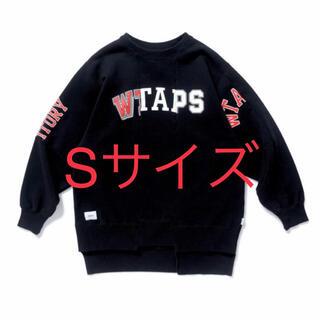 ダブルタップス(W)taps)のWTAPS 18AW RIPPER 01 / SWEATSHIRT. COPO(スウェット)