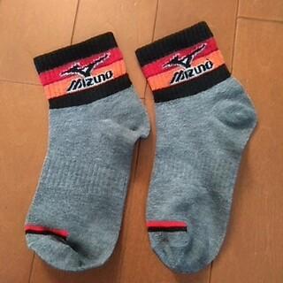 ミズノ(MIZUNO)の★MIZUNO靴下 18cm 2足 キッズ(靴下/タイツ)
