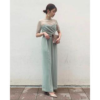 ラグナムーン(LagunaMoon)の【新品】LAGUNAMOONパンツドレス(その他ドレス)