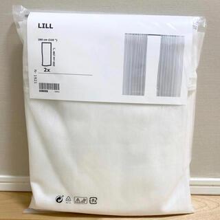 イケア(IKEA)のIKEA リル レースカーテン 1枚(レースカーテン)