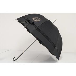 メゾンドフルール(Maison de FLEUR)のMaison de FLEUR メゾンドフルール 傘 黒(傘)