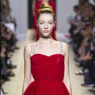 クリスチャンディオール(Christian Dior)の[sarah様専用]christian dior ディオールドレス(ロングドレス)