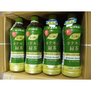 伊藤園 - 伊藤園さんの「2つの働き カテキン緑茶500」1ケース(500ml×24本)