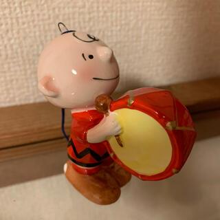 ピーナッツ(PEANUTS)の⭐︎PEANUTS⭐︎チャーリーブラウン 陶器 オーナメント(キャラクターグッズ)