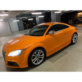 アウディ(AUDI)のアウディ TTSクーペ  ディーラー車 ※諸条件相談可能(車体)