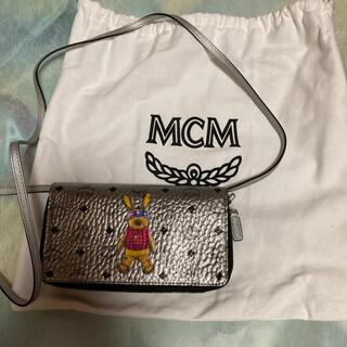 エムシーエム(MCM)のMCMショルダーバック(ショルダーバッグ)