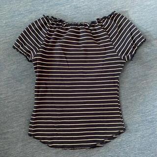 ミッシェルクラン(MICHEL KLEIN)のトップス(Tシャツ(半袖/袖なし))