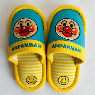アンパンマン(アンパンマン)のアンパンマン 子供用スリッパ(スリッパ)
