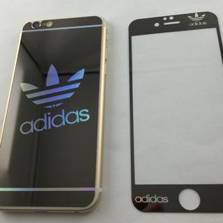 アディダス(adidas)の海外限定アディダス 強化ガラス 4色選択(保護フィルム)