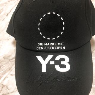 ワイスリー(Y-3)のY-3 キャップ 廃盤 新品 未使用品 ヨウジヤマモト(キャップ)