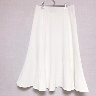 カプリシューレマージュ(CAPRICIEUX LE'MAGE)のカプリシューレマージュ Mサイズ 美品 オフィスカジュアル(ひざ丈スカート)