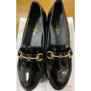 エブリン(evelyn)のevelyn エブリン 厚底ローファー(ローファー/革靴)