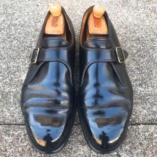 ジェーエムウエストン(J.M. WESTON)のJM WESTONビジネスシューズ 革靴 シングルモンク(ドレス/ビジネス)